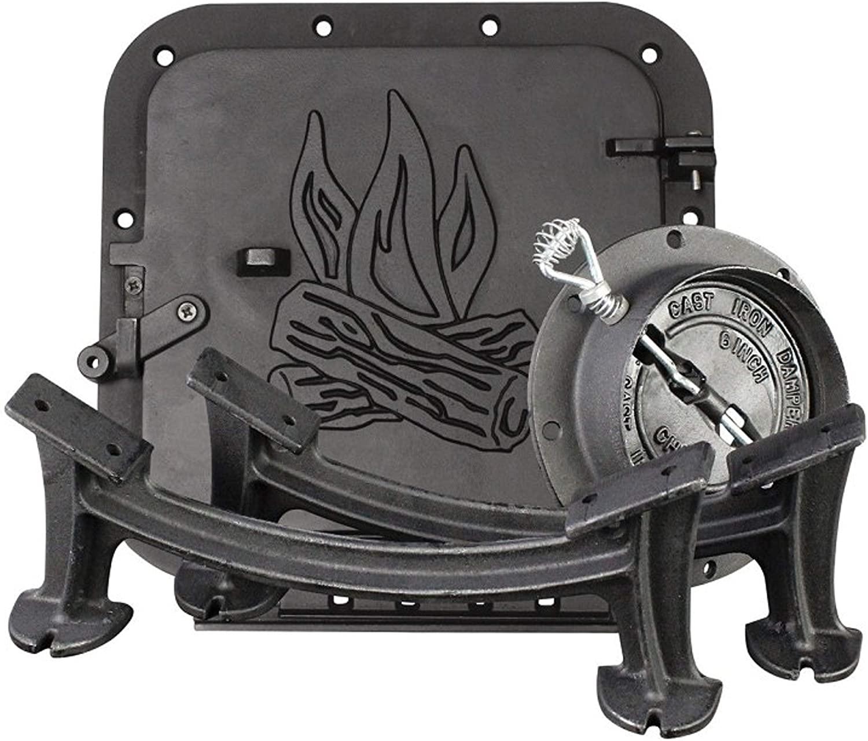 wood stove kit