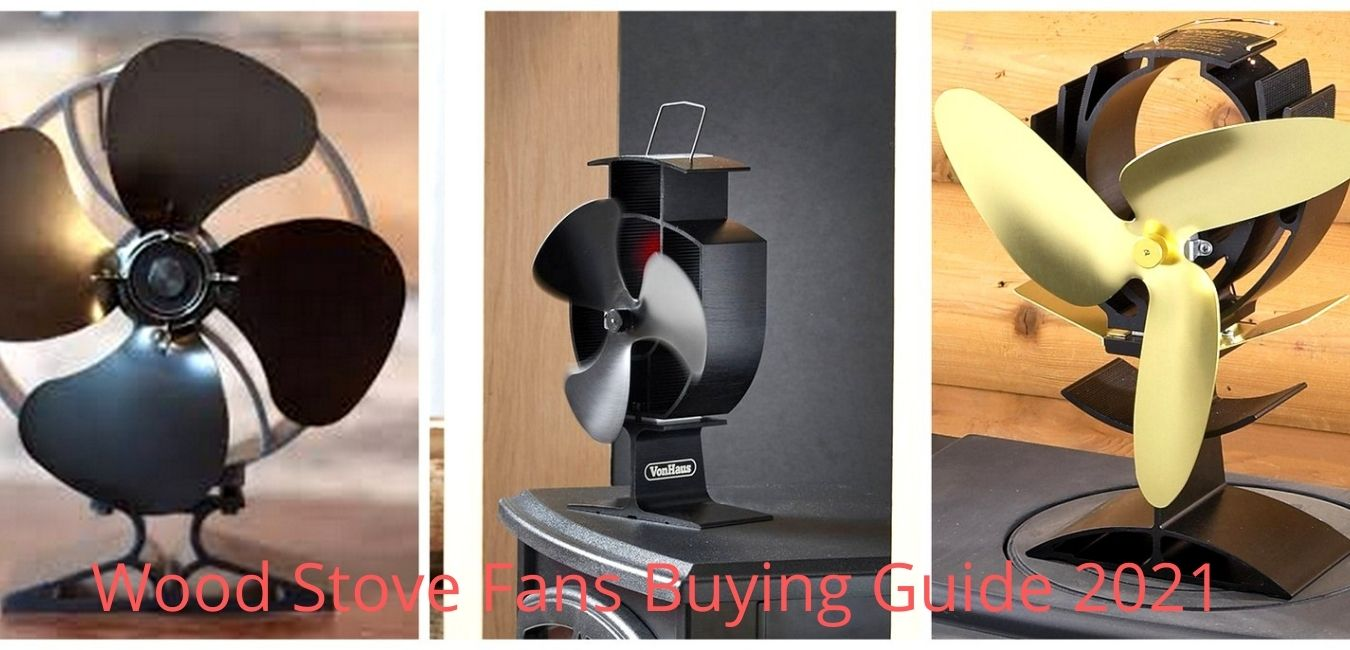 best wood stove fans