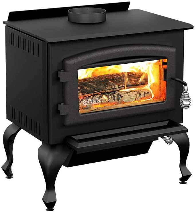drolet columbia wood stove