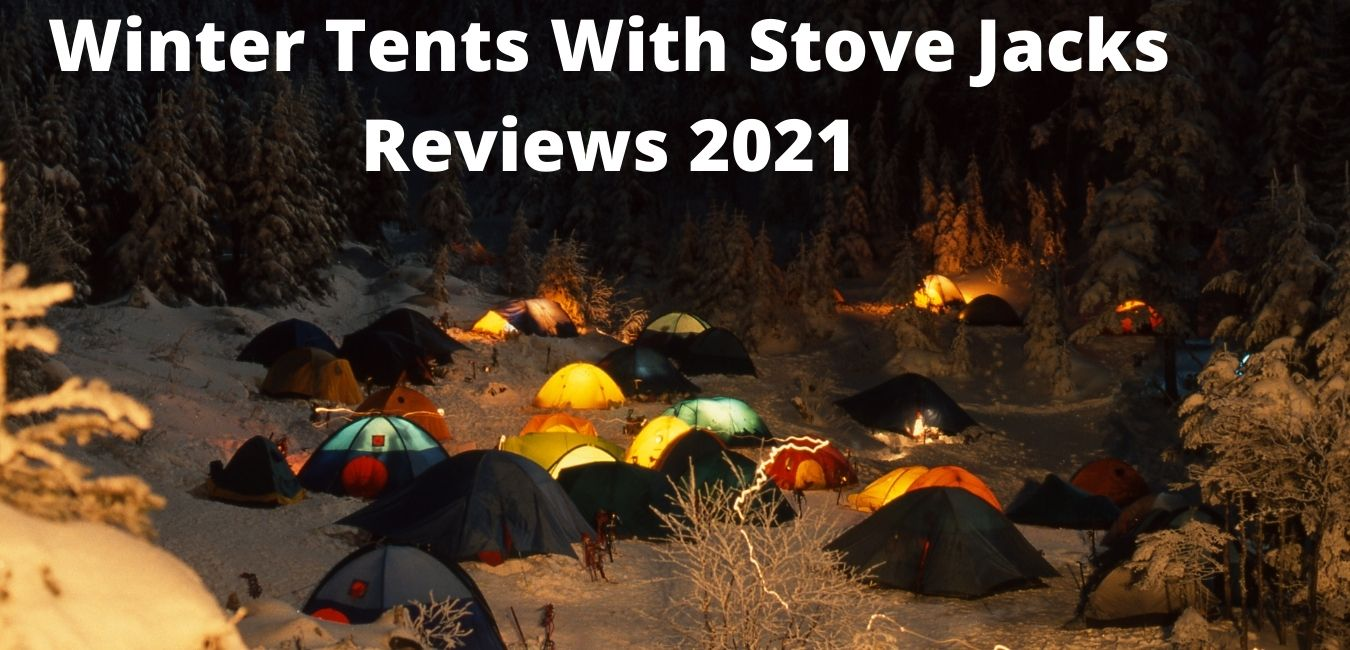 Winter Tents With Stove